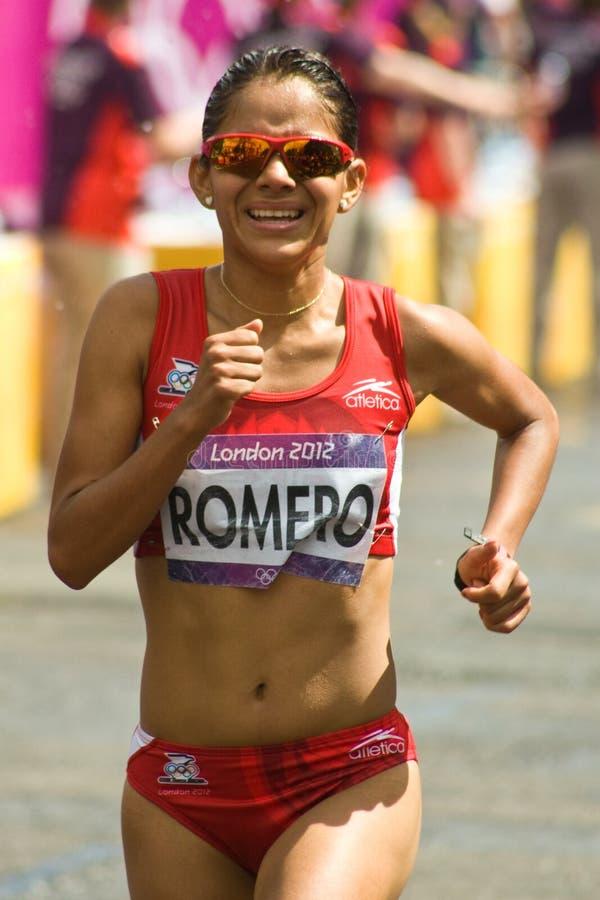 Natalia Romero - Women s Olympic Marathon