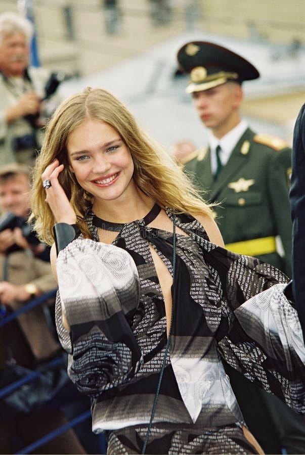 Natalia Vodianova photos stock