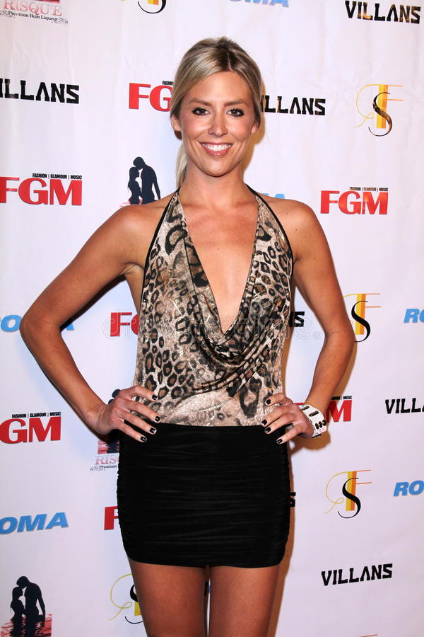 Natalie Getz at the FGM Swimsuit Issue Launch Hosted By Roma Swimwear, The Colony, Hollywood, CA 05-26-12