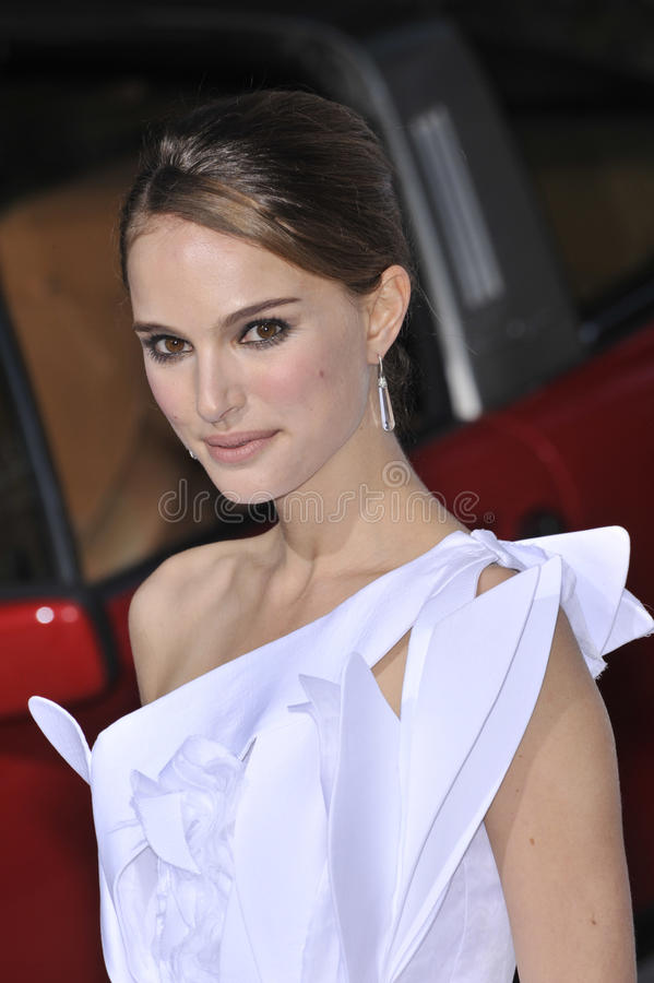 Free Natalie Portman Royalty Free Stock Image - 23833176