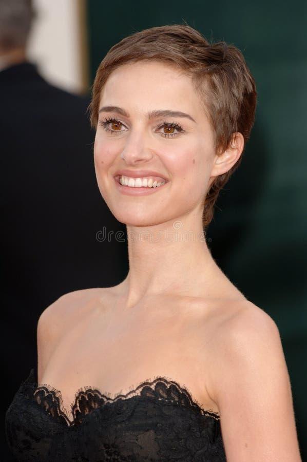 Natalie Portman imagens de stock royalty free