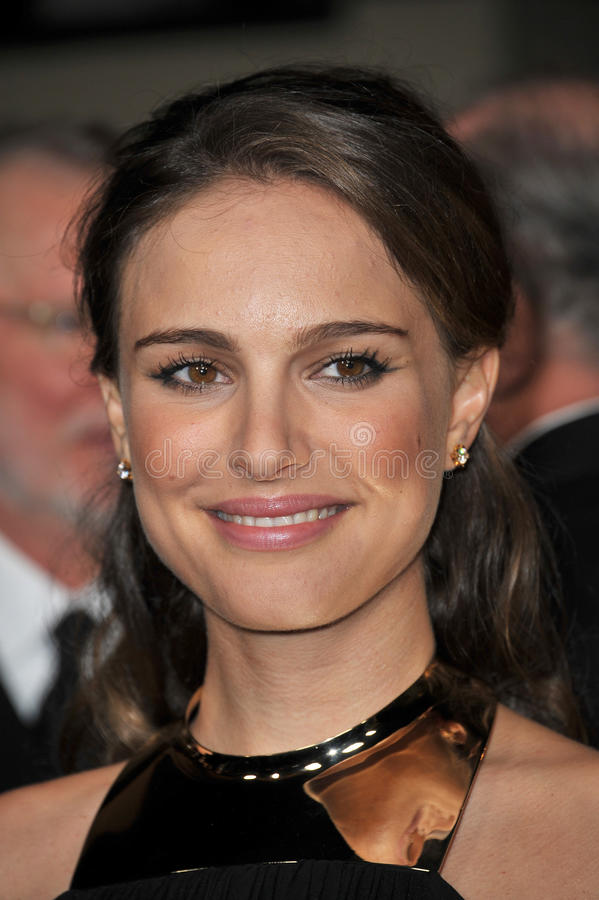 Natalie Portman photos stock
