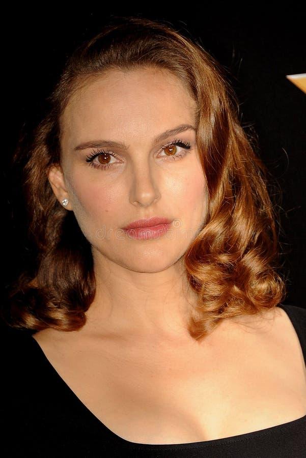 Natalie Portman foto de stock