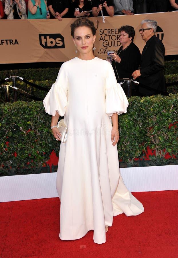 Natalie Portman images libres de droits
