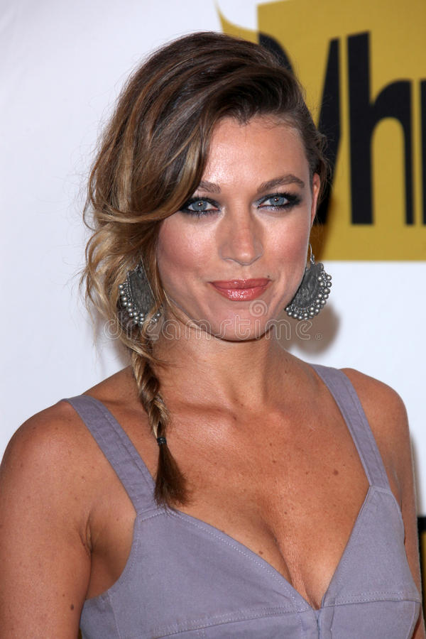 Download Natalie Zea editorial stock image. Image of awards, hotel - 24037009