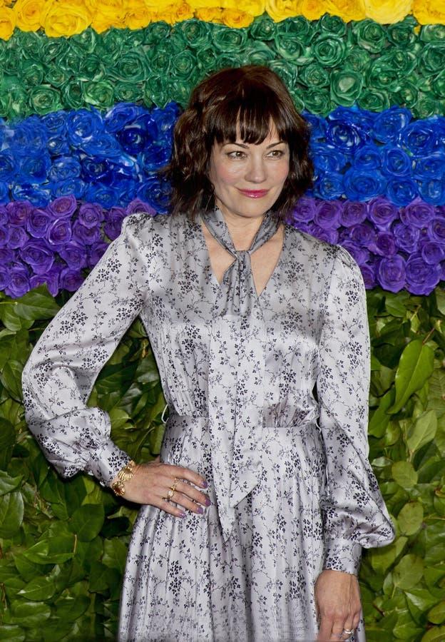 Natasha Gregson Wagner en Tony Awards 2019 fotos de archivo libres de regalías