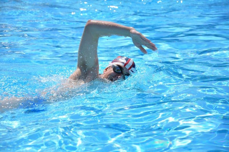 natation стоковые изображения rf