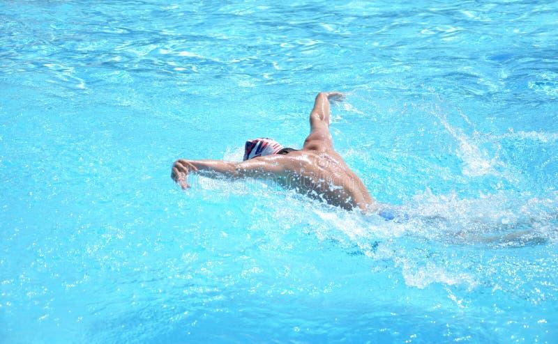 natation стоковая фотография rf