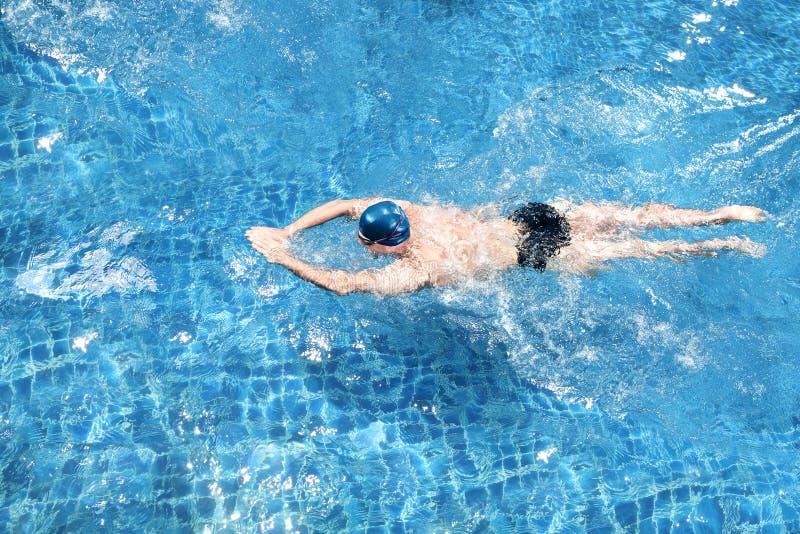 natation photos stock
