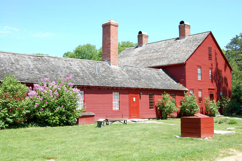 Download Nathan Hale Homestead stock photo. Image of connecticut - 10713072