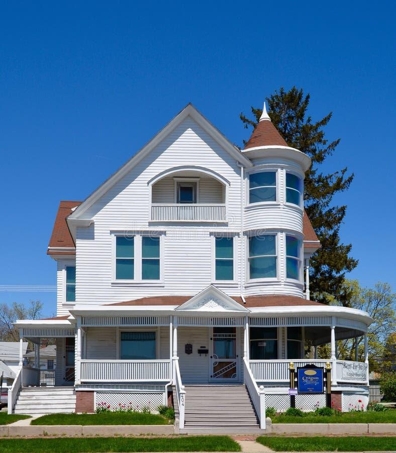 Nathaniel Cragun House fotos de stock