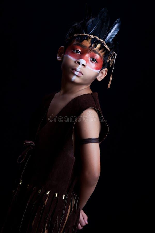 Natif américain photographie stock