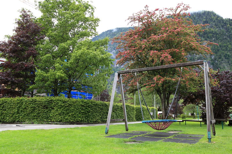 Download The Nation Children Playground On Park Stock Photo - Image: 31846578