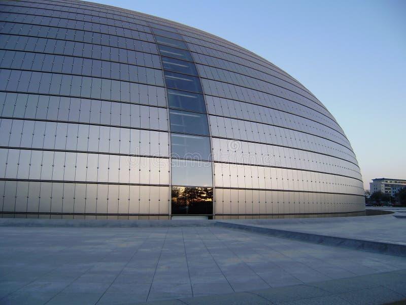 Nationaal de operahuis van Peking royalty-vrije stock foto's