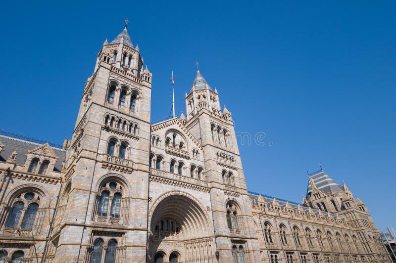 Nationaal Geschiedenismuseum, Londen Royalty-vrije Stock Afbeelding
