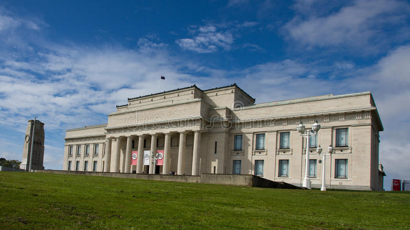 Nationaal Museum, Auckland royalty-vrije stock foto's