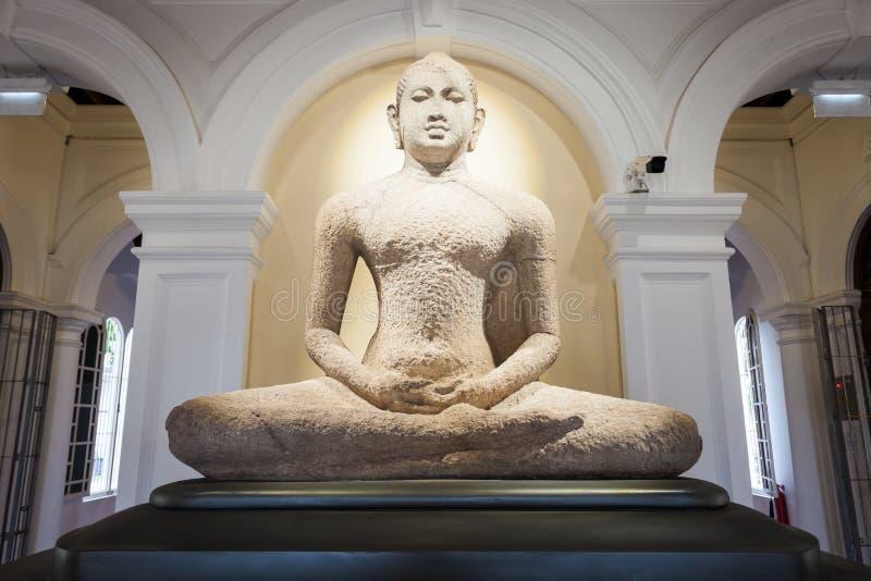 Nationaal Museum van Colombo royalty-vrije stock afbeelding