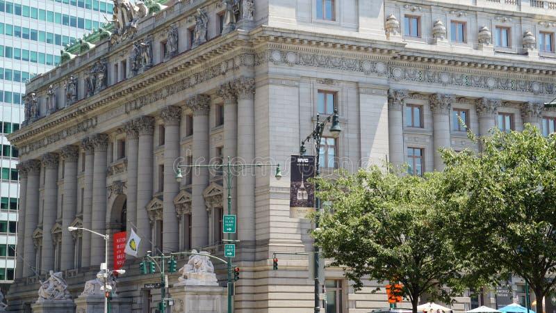 Nationaal Museum van de Indiaan in New York royalty-vrije stock afbeeldingen