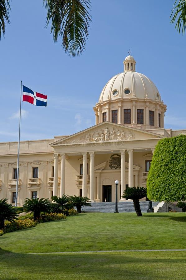 Nationaal Paleis - Santo Domingo stock foto's