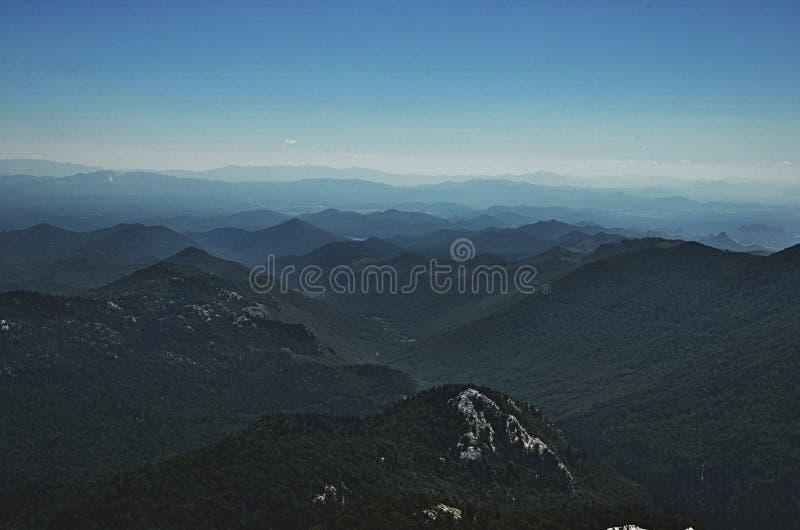 Nationaal park Velebit royalty-vrije stock fotografie