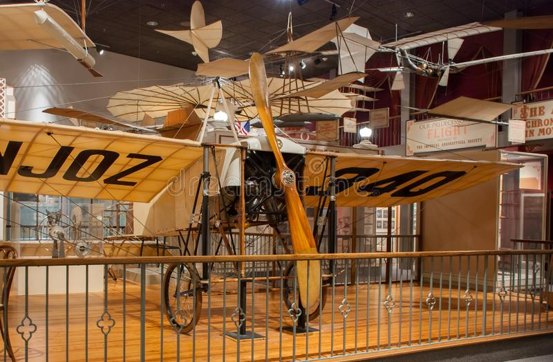 National Air and Space Museum (NASM royalty free stock photography