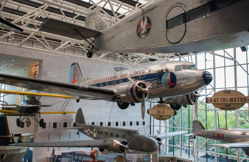 National Air and Space Museum (NASM stock photography