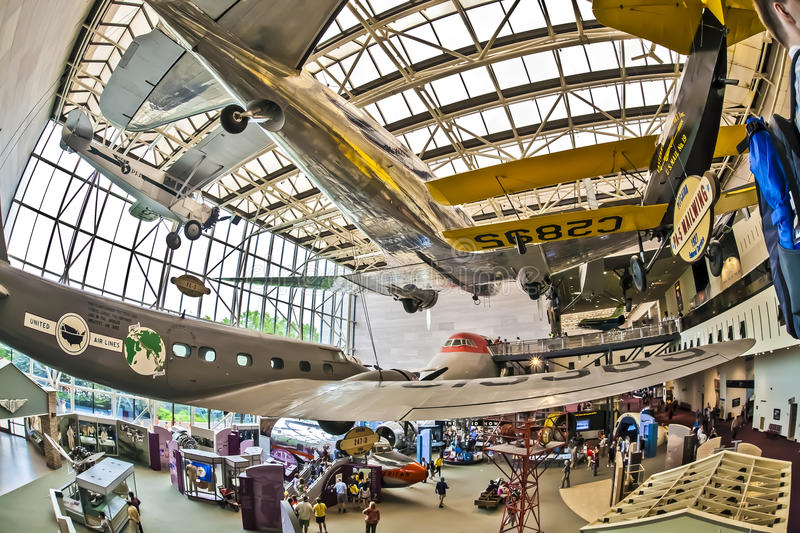 Download National Air And Space Museum Editorial Stock Image - Image: 59298854