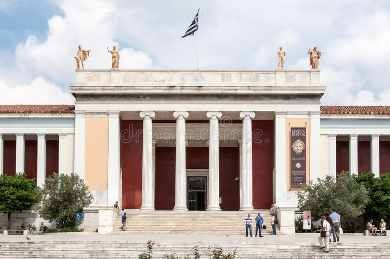 National Archaeological Museum Athens Greece