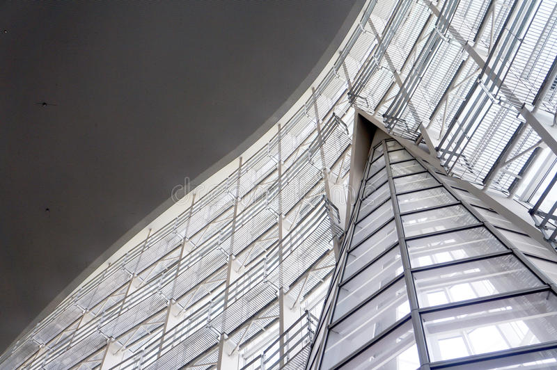 The National Art Center. Roppongi, Tokyo, Japan royalty free stock images