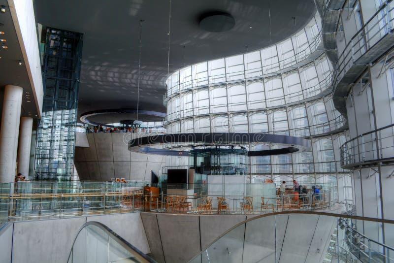 The National Art Center,Tokyo #1 stock photography