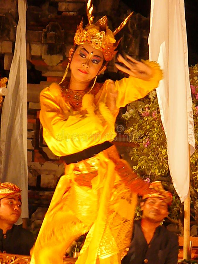 National balinese dance, Balinese dancers stock photos