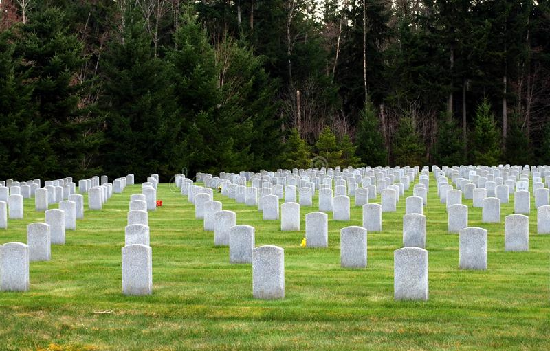 Download National Cemetery stock image. Image of national, gravestones - 18878001