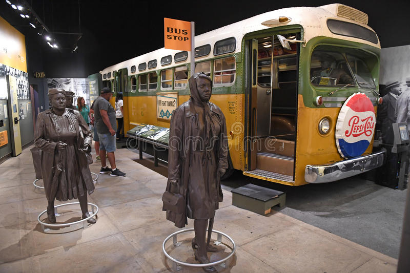 Download The National Civil Rights Museum In Memphis Tennessee Editorial Photography - Image: 95585962