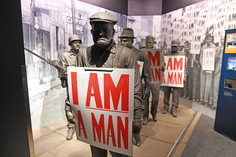 Download The National Civil Rights Museum In Memphis Tennessee Editorial Photo - Image: 95585906