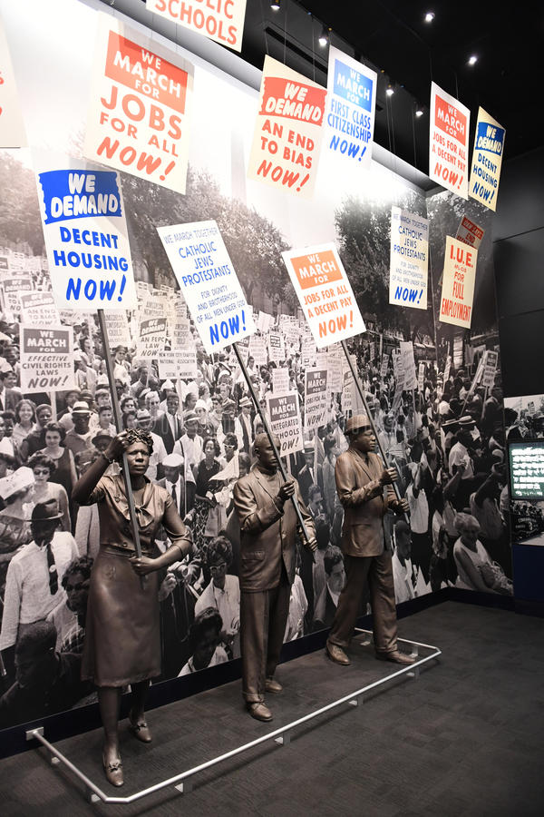 Download The National Civil Rights Museum In Memphis Tennessee Editorial Photography - Image: 95586007