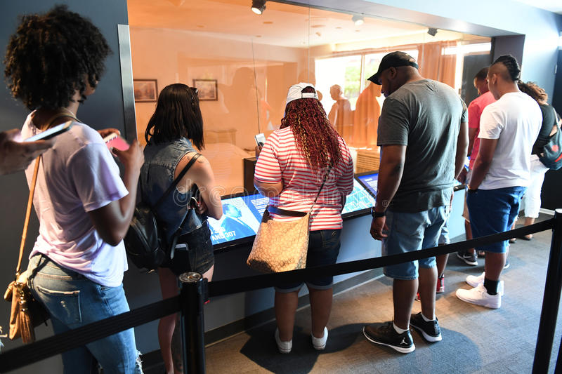 Download The National Civil Rights Museum In Memphis Tennessee Editorial Image - Image: 95585945