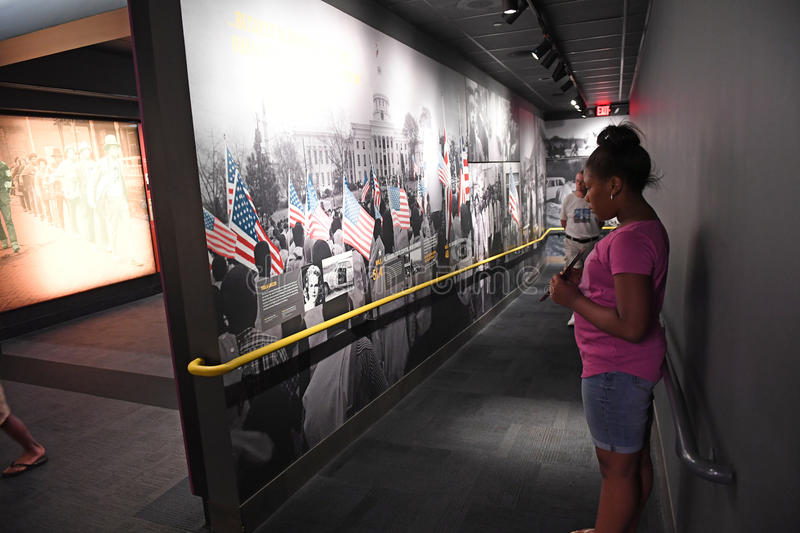 Download The National Civil Rights Museum In Memphis Tennessee Editorial Image - Image: 95585935