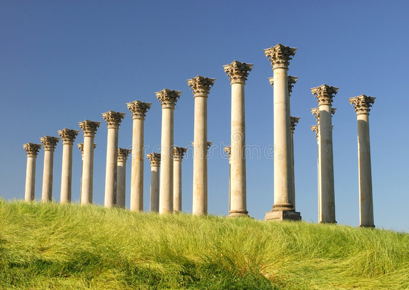 Download National Columns Landmark stock photo. Image of washington - 2413594