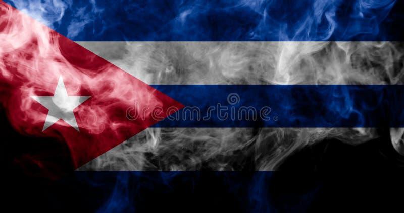 National flag of Cuba stock illustration