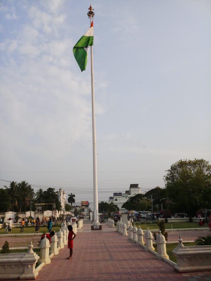 National flag of india royalty free stock photos