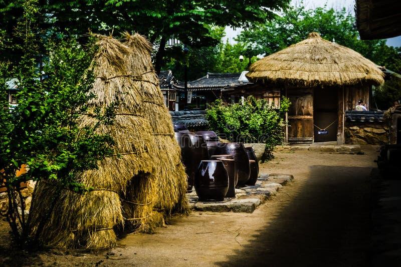 National Folk Museum of Korea royalty free stock photography