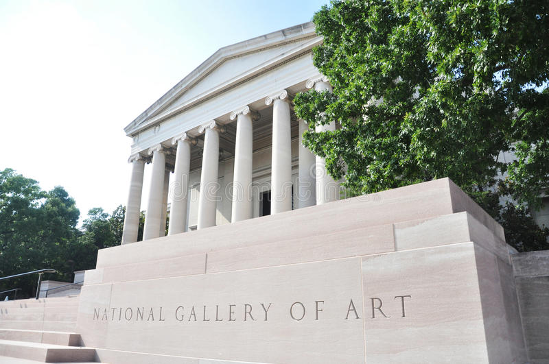 Download National Gallery Of Art In Washington DC Stock Photo - Image: 16913982