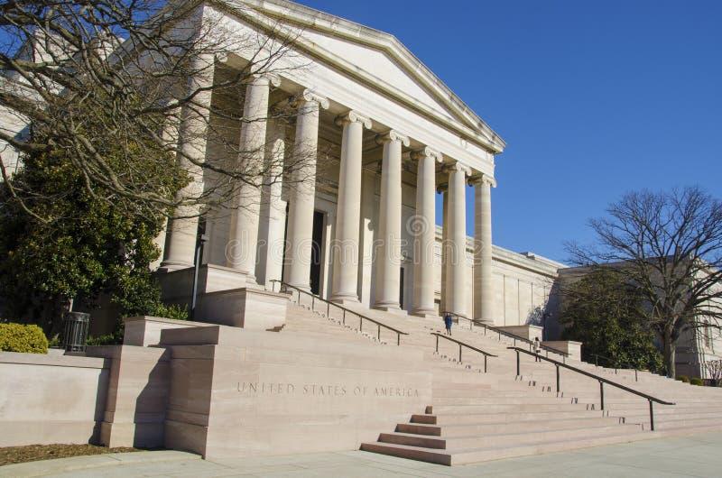 National Gallery d'art photos stock