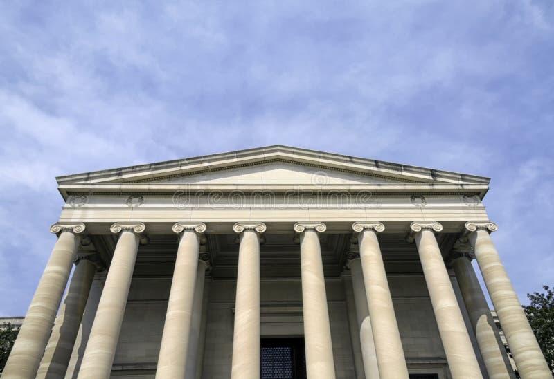 National Gallery d'art photographie stock libre de droits