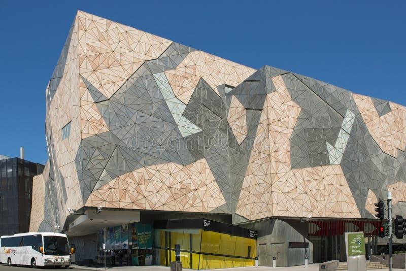 National Gallery de Victoria photographie stock libre de droits