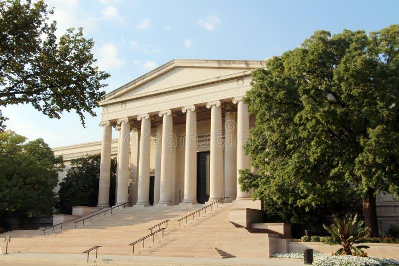 National Gallery di arte fotografie stock libere da diritti