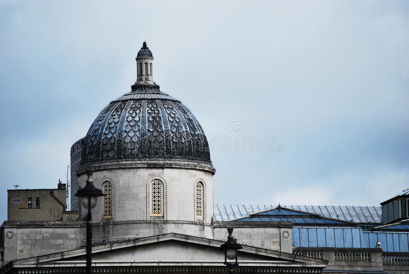 Download The National Gallery Dome stock image. Image of london - 27388643
