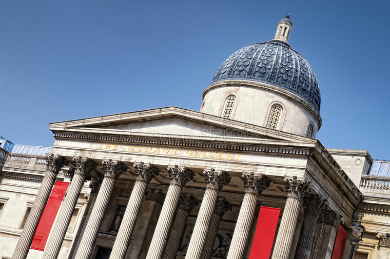 Download The National Gallery, London. Stock Image - Image of gallery, culture: 15957961