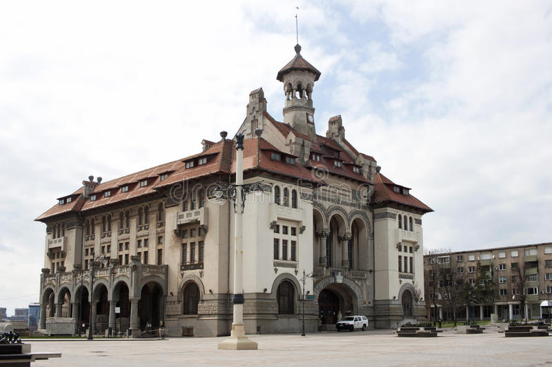 National History and Archeology Museum Constanta. National History and Archeology Museum in Constanta royalty free stock photo