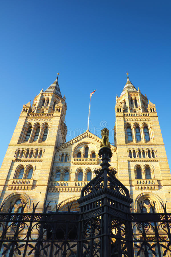 Download National History Museum In London Stock Image - Image: 23986261